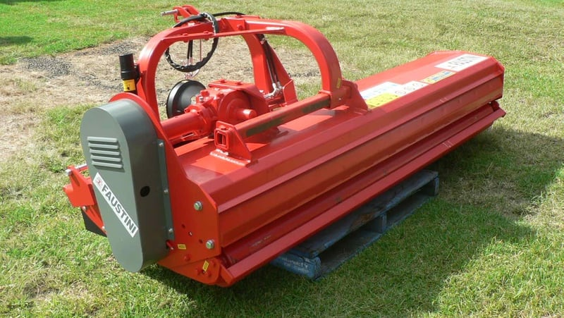 The FTP260 mulcher